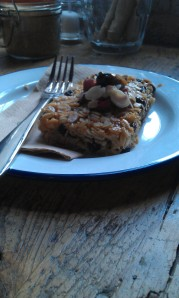 Flapjack- surely 1 of my 5-a-day?!